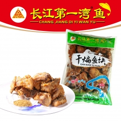 咸宁干煸鱼块(1.75KG)